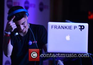 DJ Frankie P - Jason Derulo performs at 97.3 Hits Session at Revolution Live at Revolution Live - Florida, United...