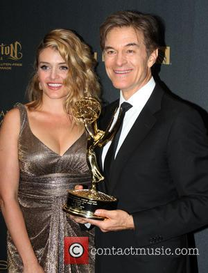 Dr. Mehmet Oz and Daughter Daphne Oz