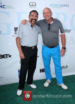 Steven Michael Quezada and Dean Norris