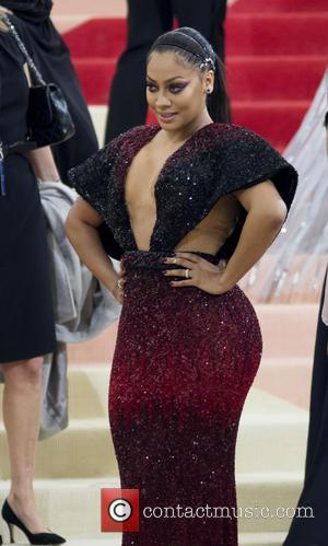 LaLa Anthony - 'Manus x Machina: Fashion In An Age Of Technology' Costume Institute Gala held at the Metropolitan Museum...