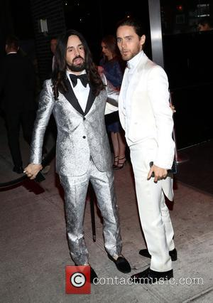 Jared Leto - Manus x Machina: Fashion In An Age Of Technology' Costume Institute Gala - After Party - New...