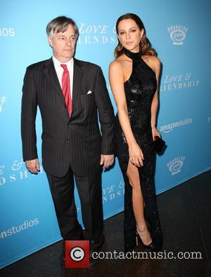 Whit Stillman and Kate Beckinsale