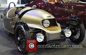 Kent, London Motor Show and Morgan