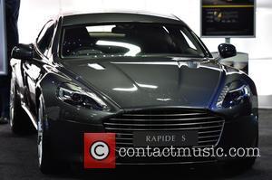 Aston Martin, London Motor Show and Kent