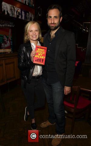 Mariella Frostrup and Tim Samuels