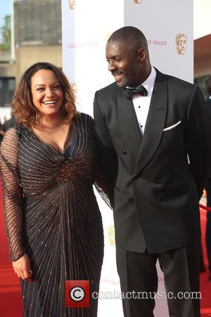 Idris Elba And His Rumoured Ex-Girlfriend Put On United Front At BAFTAs