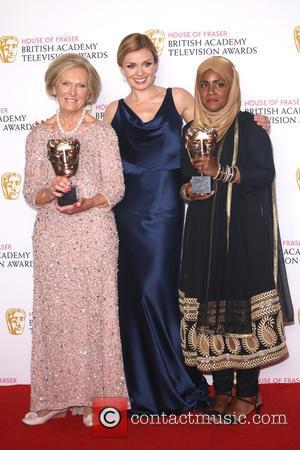 Mary Berry, Nadiya Hussain and Katherine Jenkins