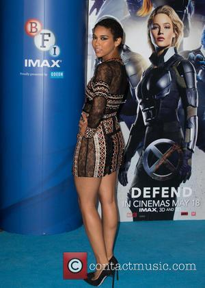 X-men and Alexandra Shipp
