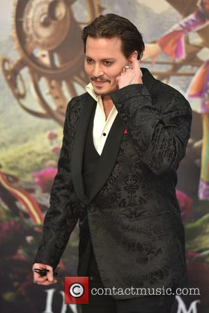 Financial Managers Claim Johnny Depp Uses Earpiece So He Can Be Fed Lines During Film Production
