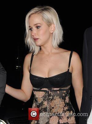 Jennifer Lawrence Splits From Darren Aronofsky