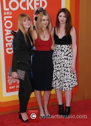 Yvonne Zima, Madeline Zima and Vanessa Zima