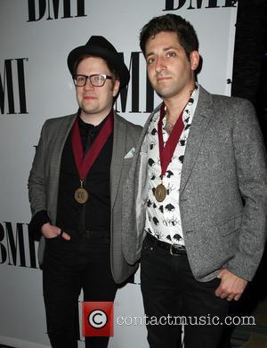 Joe Trohman and Patrick Stump