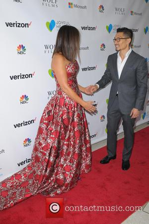 Mariska Hargitay , Daniel Dae Kim - Joyful Heart Foundation's 2016 Joyful Revolution Gala - Red Carpet Arrivals - New...