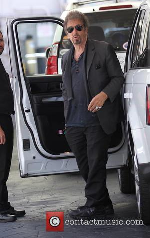 Al Pacino Plays Disgraced Football Coach Joe Paterno In HBO Movie