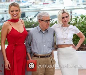 Kristen Stewart, Woody Allen and Blake Lively