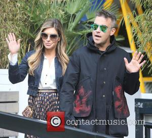 Robbie Williams And Wife Ayda Field To Appear On X Factor?