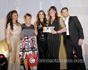Melanie B, Denise Welch, Melanie Sykes, Rebecca Root and Duncan James
