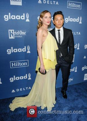 Diane Kruger and Prabal Gurung