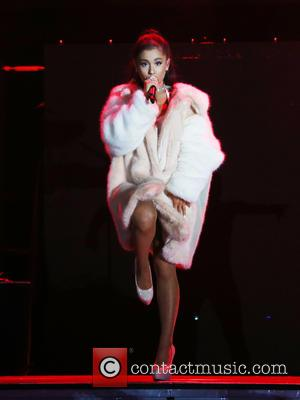 Ariana Grande - 102.7 KIIS FM's Wango Tango 2016 - Show at StubHub Center - Carson, California, United States -...