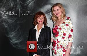 Geena Davis and Susan Sarandon