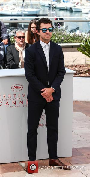 Shia LaBeouf - 69th Cannes Film Festival - 'American Honey' - Photocall at Palais de Festivals, Cannes Film Festival -...
