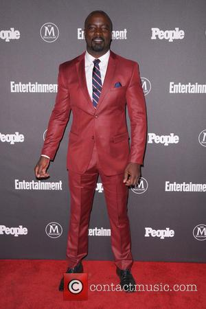 Entertainment Weekly and Mike Colter