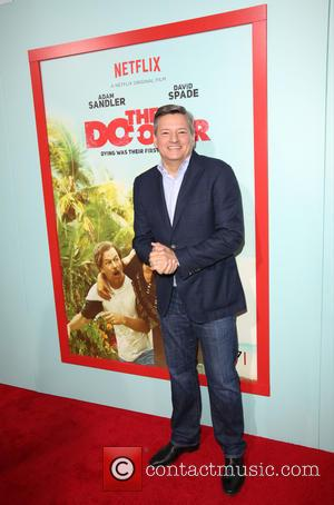 Ted Sarandos - Premiere of Netflix's 'The Do Over' held at Regal LA LIVE Stadium 14 - Arrivals at Regal...