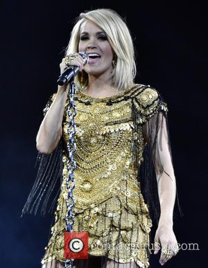 Carrie Underwood - Carrie Underwood performs live at Allstate Arena during The Storyteller Tour at Allstate Arena - Rosemont, Illinois,...