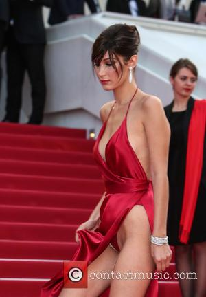 Bella Hadid - 69th Cannes Film Festival - 'The Unknown Girl' (La Fille Inconnue) - Premiere at Palais de Festivals,...