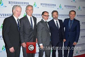 John Mcenroe, Robert F. Kennedy Jr., Fisher Stevens, Mark Ruffalo and Jeff Koons