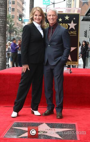 Deidre Hall and Greg Meng