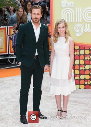 Ryan Gosling and Angourie Rice