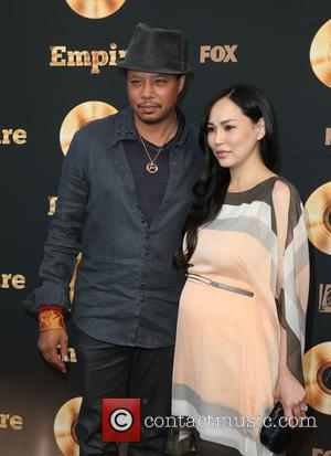 Terrence Howard Welcomes Son