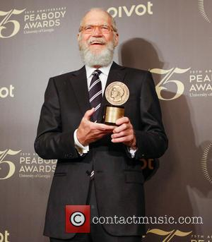 David Letterman Jokes About Global Warming On New Web Series