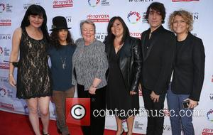 Pauley Perrette, Linda Perry, Lorri L. Jean, Annie Goto, Brent Bolthouse and Kelly Lynch