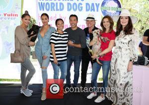 Olivia Peirson, Natalie Halcro, Marc Ching, Linda Ching, Ken Todd, Lisa Vanderpump and John Sessa