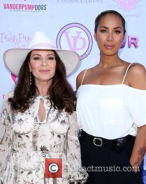 Lisa Vanderpump and Leona Lewis