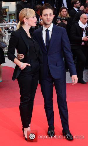 Nancy Grant and Xavier Dolan