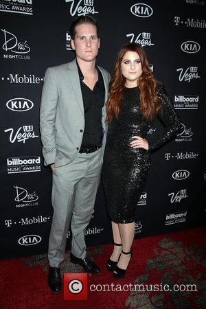 Meghan Trainor and Ryan Trainor
