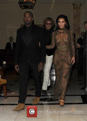 Is Kanye West Fat-Shaming Kim Kardashian?