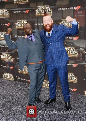 Sheamus, Gary Anthony, Teenage Mutant Ninja Turtles and Shadows