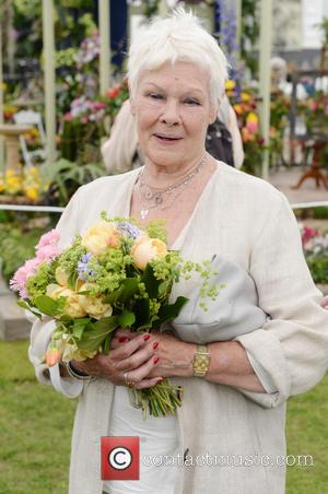 Judi Dench Had A Laugh While Making Victoria And Abdul