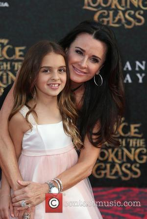 Kyle Richards and Portia Umansky