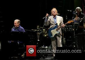 Brian Wilson and Al Jardine