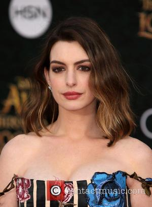Anne Hathaway Is Pleased Social Media Exists