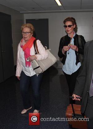 Katherine Heigl and Nancy Heigl