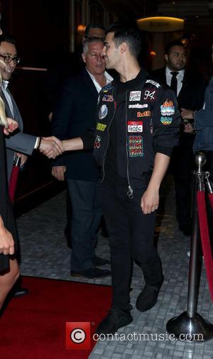 Joe Jonas - Joe Jonas Kicks Off Memorial Day Weekend at Hyde Bellagio at Hyde Nightclub - Las Vegas, Nevada,...