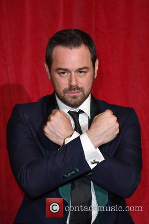 Danny Dyer - The British Soap Awards 2016 held at Hackney Town Hall - Arrivals - London, United Kingdom -...
