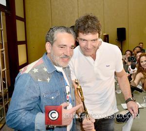 Demo and Antonio Banderas