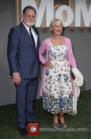 Taylor Hackford and Helen Mirren